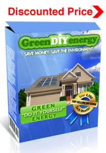 Green DIY Energy Discounted