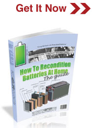 Recondition Battery Official Supplier